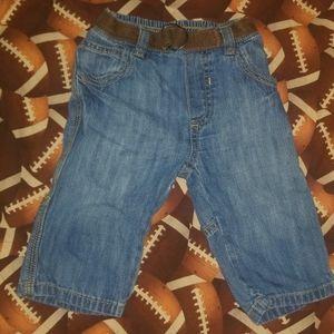 Baby Blue Jean Pants